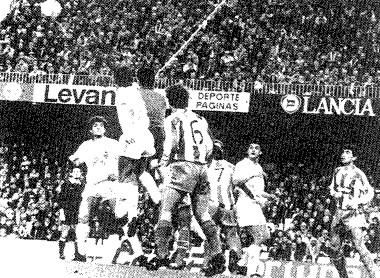 28.01.1990: Valencia CF 2 - 0 Sporting Gijón