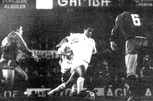 31.01.1990: Valencia CF 1 - 1 Real Madrid