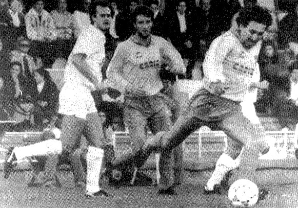 04.02.1990: Cádiz CF 0 - 2 Valencia CF
