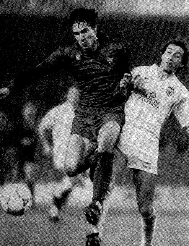 07.02.1990: FC Barcelona 2 - 1 Valencia CF