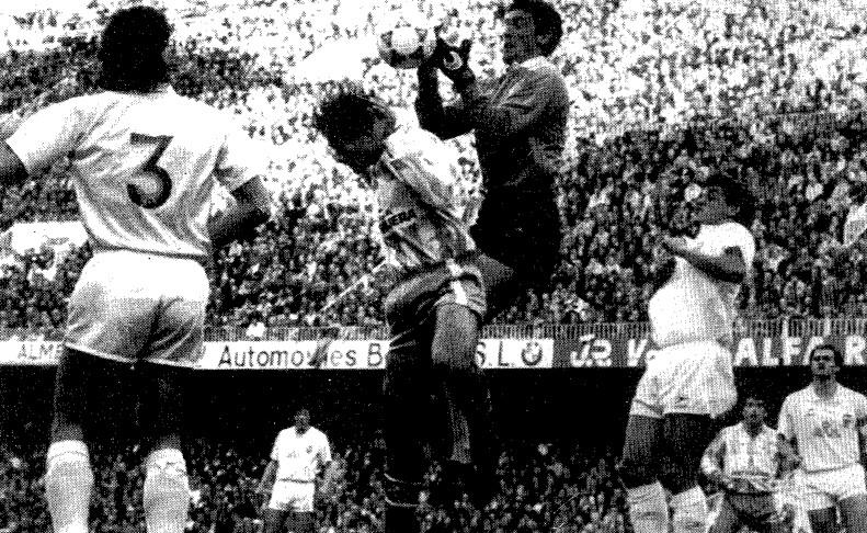 11.02.1990: Valencia CF 3 - 0 Málaga CF