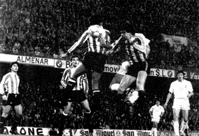 17.02.1990: Valencia CF 1 - 1 Athletic Club