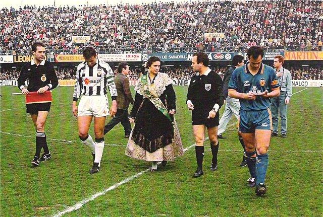 25.03.1990: CD Castellón 0 - 1 Valencia CF