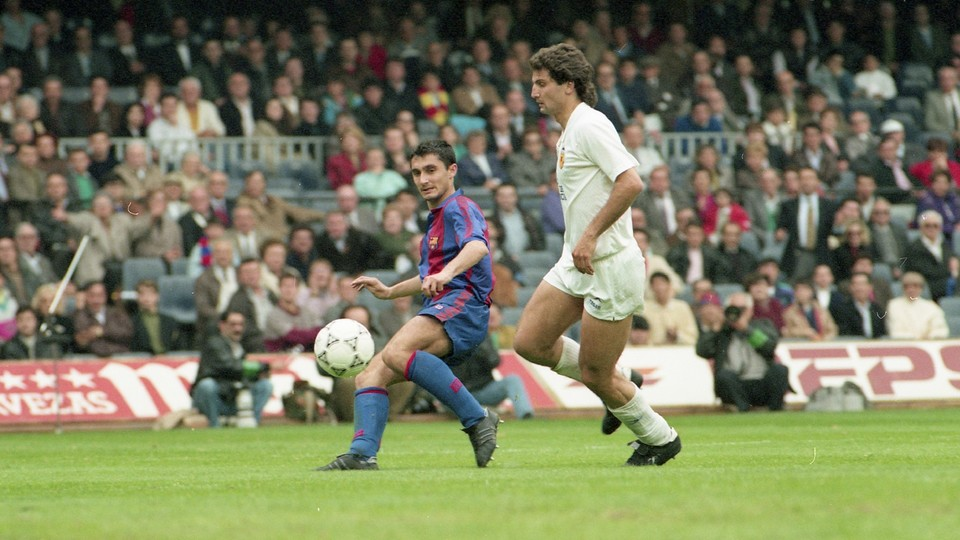 08.04.1990: FC Barcelona 2 - 1 Valencia CF
