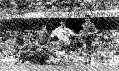 21.08.1990: Valencia CF 5 - 0 CSKA Sofia