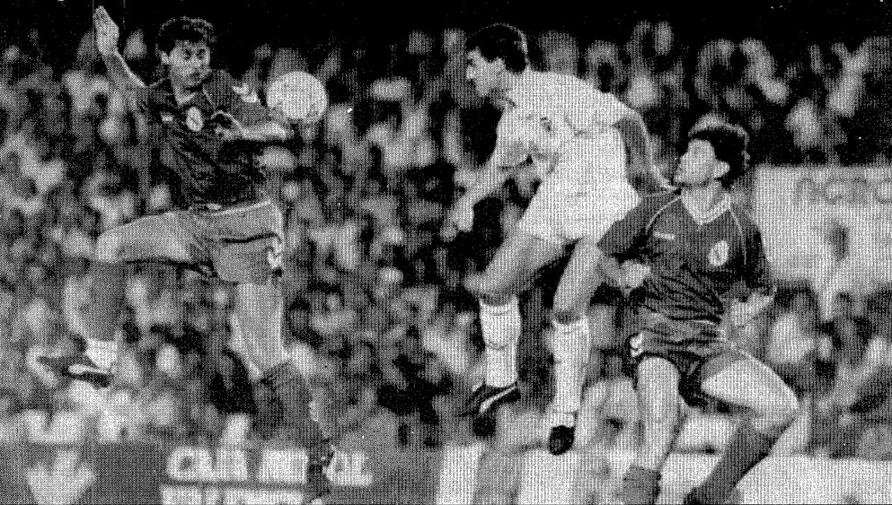 23.08.1990: Valencia CF 1 - 7 Real Madrid