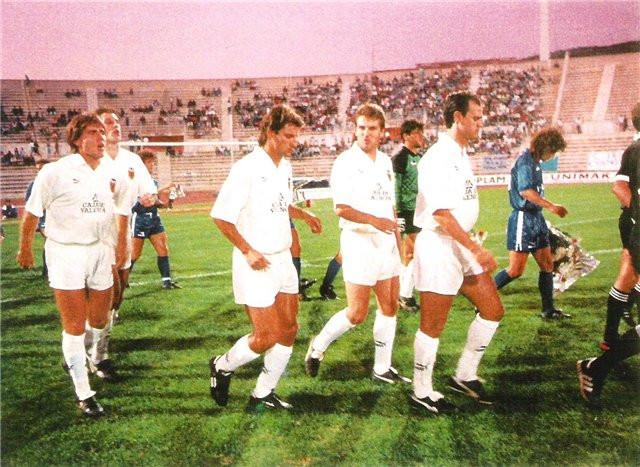19.09.1990: Heraklis FC 0 - 0 Valencia CF