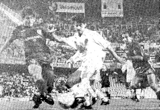 03.10.1990: Valencia CF 2 - 0 Heraklis FC