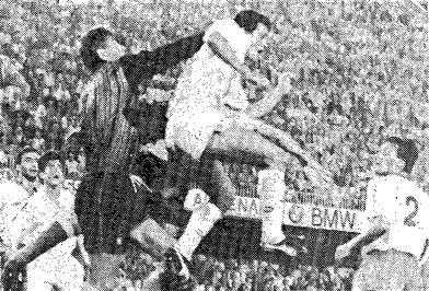 14.10.1990: Valencia CF 2 - 1 Cádiz CF