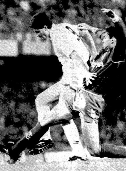 17.11.1990: Valencia CF 2 - 1 Real Madrid