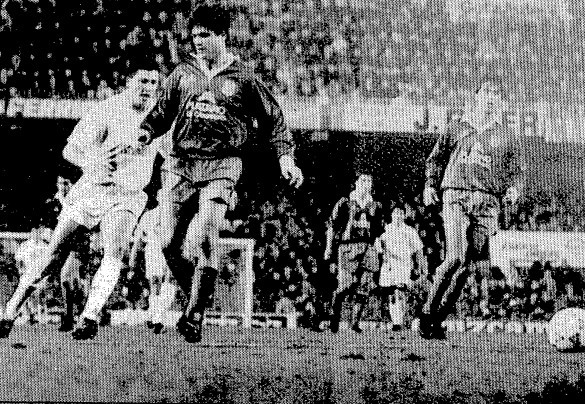 30.12.1990: Valencia CF 4 - 2 CD Tenerife