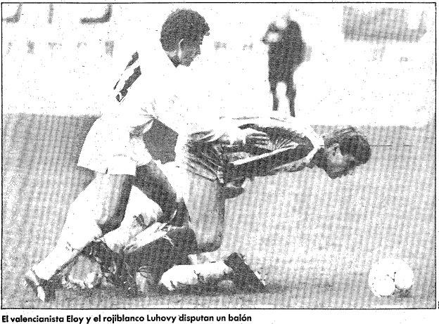 20.01.1991: Sporting Gijón 1 - 1 Valencia CF