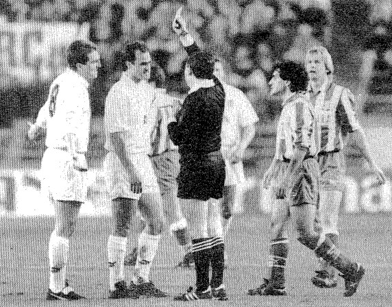 26.01.1991: At. Madrid 2 - 0 Valencia CF