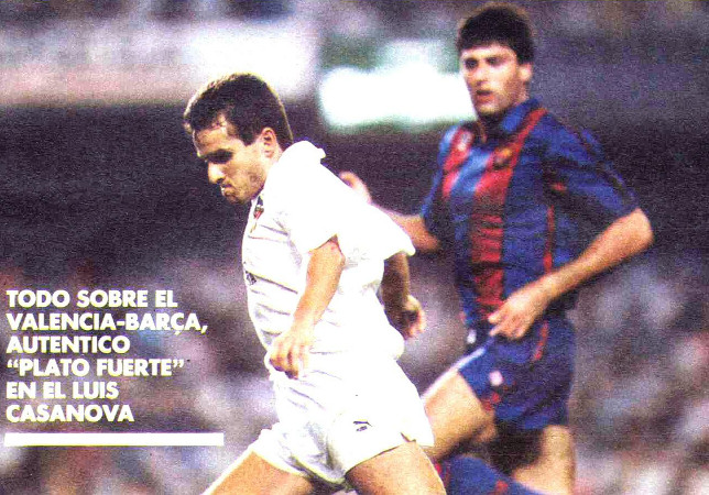 02.02.1991: Valencia CF 2 - 2 FC Barcelona