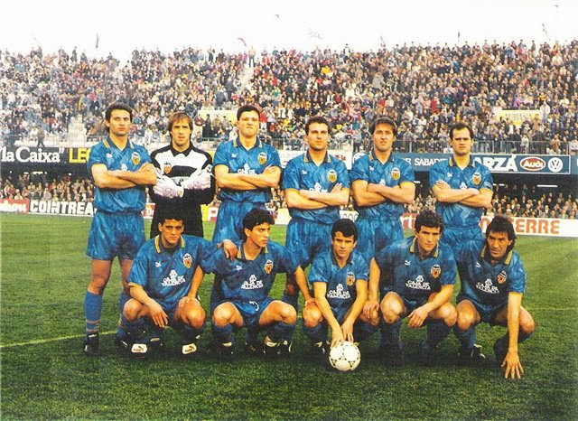 10.02.1991: CD Castellón 0 - 2 Valencia CF