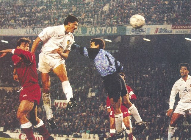 23.02.1991: Valencia CF 2 - 1 Sevilla FC