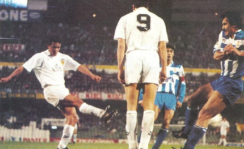 27.02.1991: Valencia CF 4 - 0 Dep. Coruña