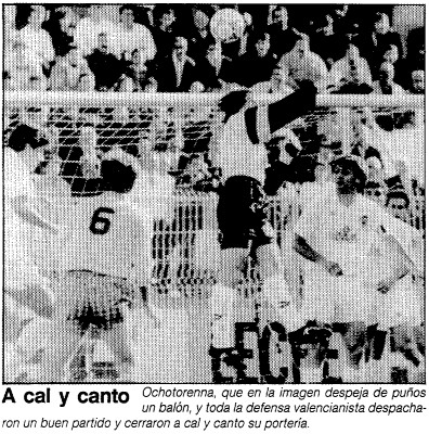 17.03.1991: Cádiz CF 0 - 0 Valencia CF
