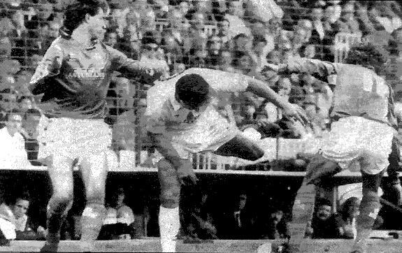 07.04.1991: Valencia CF 1 - 1 Real Oviedo
