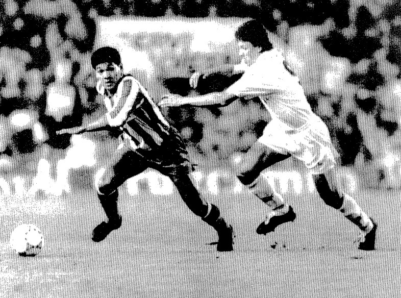 09.11.1991: Valencia CF 2 - 0 At. Madrid