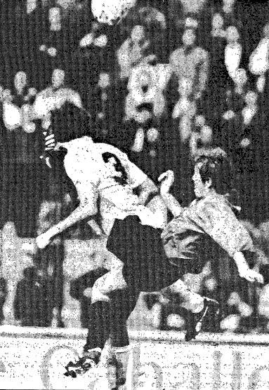 17.11.1991: CA Osasuna 0 - 1 Valencia CF
