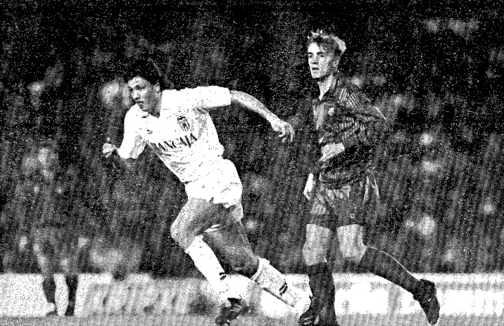 09.01.1992: Valencia CF 2 - 0 FC Barcelona