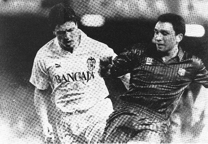 22.01.1992: FC Barcelona 4 - 2 Valencia CF