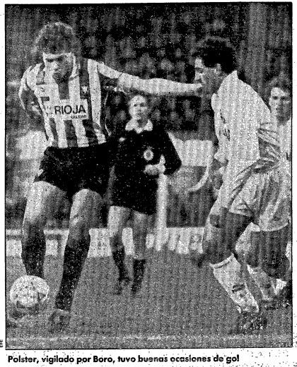 26.01.1992: CD Logroñés 0 - 0 Valencia CF