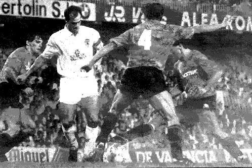 22.02.1992: Valencia CF 1 - 1 RCD Mallorca