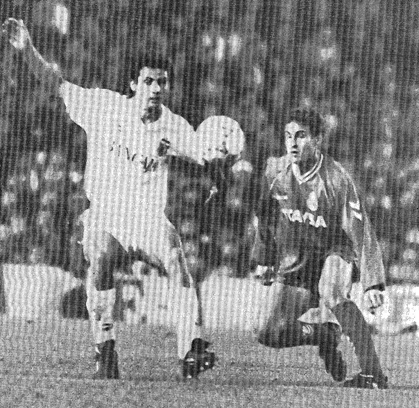 25.02.1992: Valencia CF 0 - 0 Real Madrid