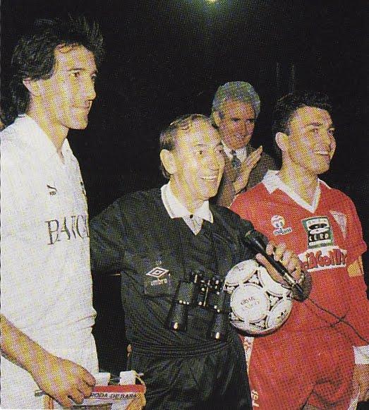 10.03.1992: Roda de Barà 0 - 5 Valencia CF