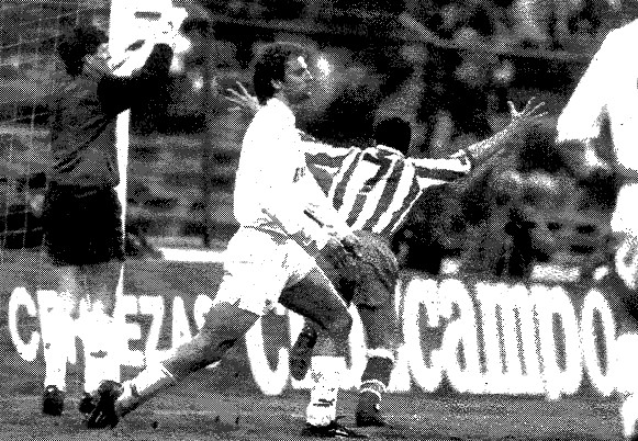 29.03.1992: At. Madrid 1 - 0 Valencia CF
