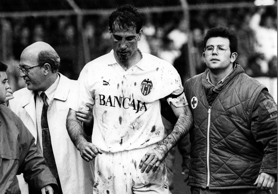 04.04.1992: Valencia CF 1 - 2 CA Osasuna
