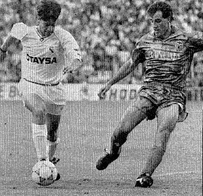 31.05.1992: Real Madrid 2 - 1 Valencia CF