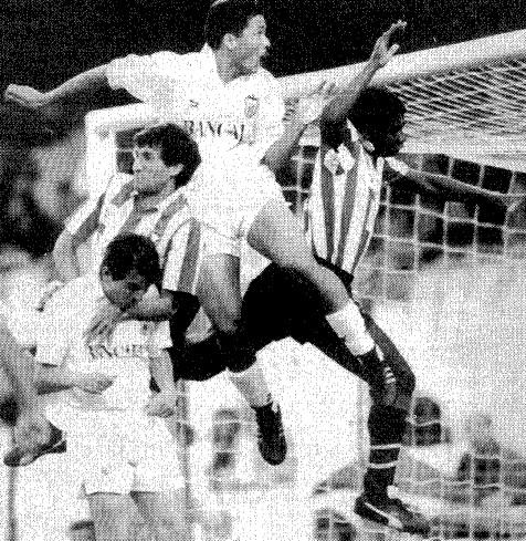 06.06.1992: Valencia CF 1 - 1 CD Logroñés