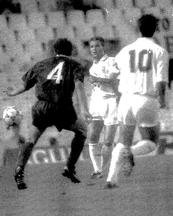 19.08.1992: Valencia CF 1 - 1 Dinamo Moscú