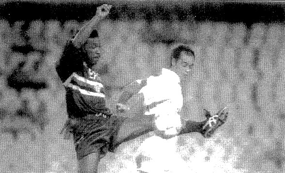 21.08.1992: Valencia CF 2 - 1 Sampdoria UC