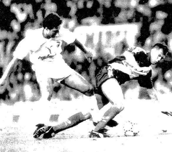 05.09.1992: Valencia CF 1 - 0 Rayo Vallecano