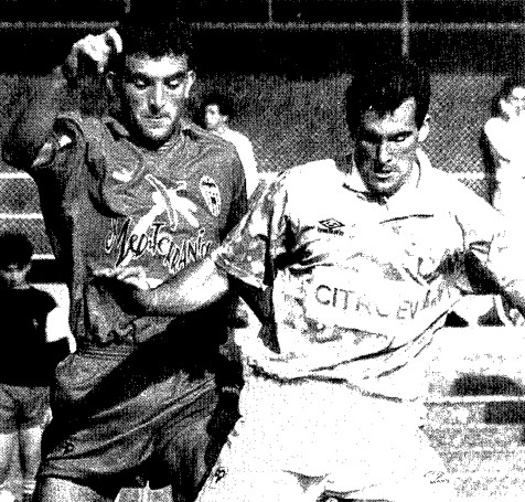 13.09.1992: Celta de Vigo 0 - 0 Valencia CF