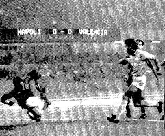 30.09.1992: Napoles 1 - 0 Valencia CF
