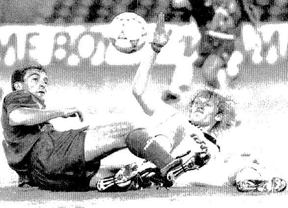 08.10.1992: Real Madrid 2 - 0 Valencia CF