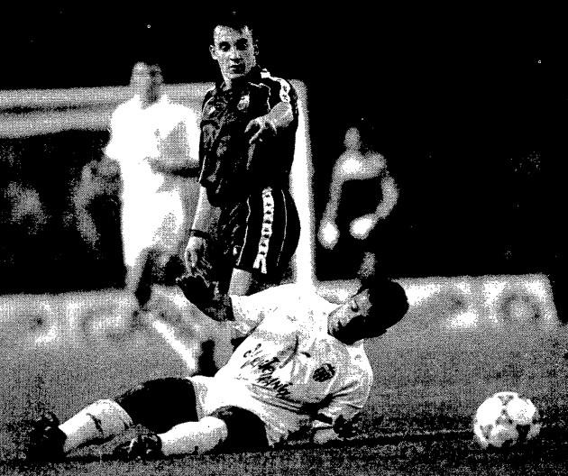 25.10.1992: FC Barcelona 3 - 0 Valencia CF