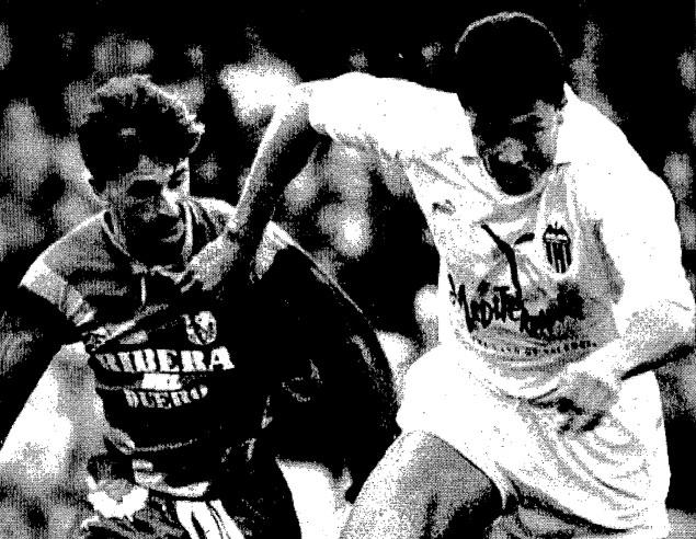 01.11.1992: Valencia CF 5 - 0 Real Burgos
