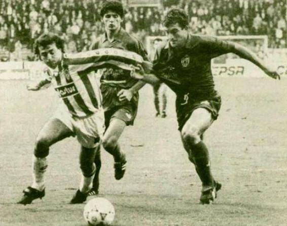 08.11.1992: Sporting Gijón 1 - 0 Valencia CF