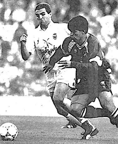 22.11.1992: Valencia CF 2 - 0 Albacete B.