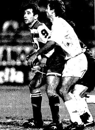 29.11.1992: Dep. Coruña 0 - 0 Valencia CF