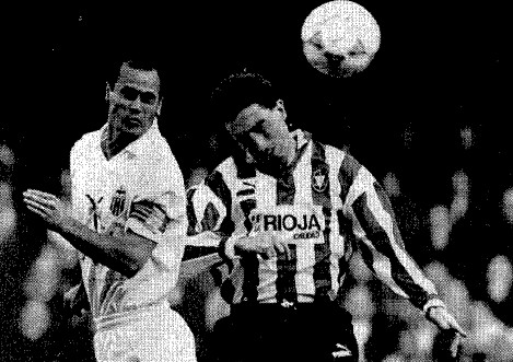 13.12.1992: Valencia CF 2 - 1 CD Logroñés