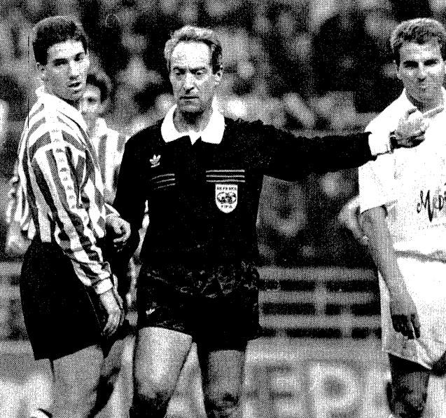 20.12.1992: Athletic Club 1 - 4 Valencia CF
