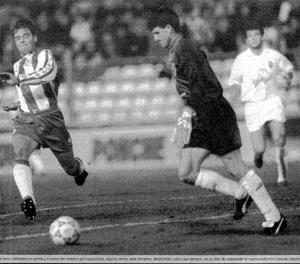 09.01.1993: RCD Espanyol 1 - 1 Valencia CF