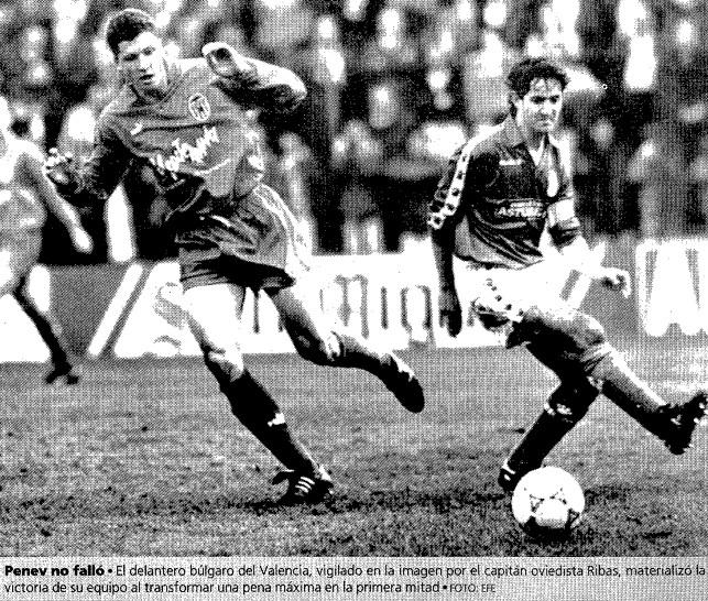 24.01.1993: Real Oviedo 0 - 1 Valencia CF